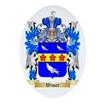 Wimer Oval Ornament