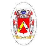 Wilton Sticker (Oval 50 pk)