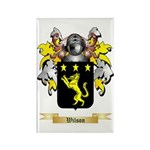 Wilson England Rectangle Magnet