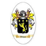Wilson England Sticker (Oval 10 pk)