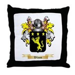 Wilson England Throw Pillow