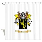 Wilson England Shower Curtain