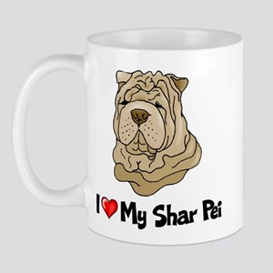 Love Shar Pei Mug