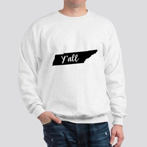 Y'all Tennessee Sweatshirt