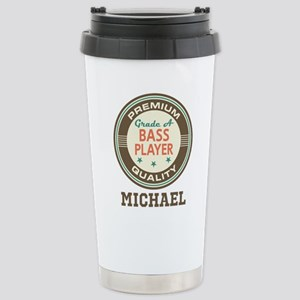 Personalized Bass Player Mugs