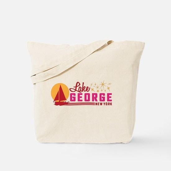 Lake George, New York Tote Bag