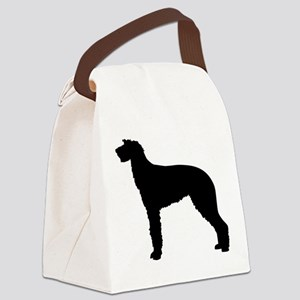 SCOTTISH DEERHOUND Canvas Lunch Bag