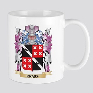 Crass Coat of Arms (Family Crest) Mugs