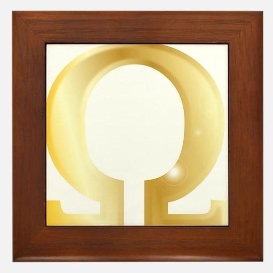 Omega Framed Tile