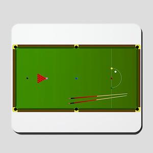 Snooker Table Mousepad