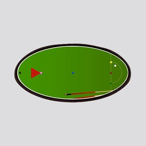 Snooker Table Patch
