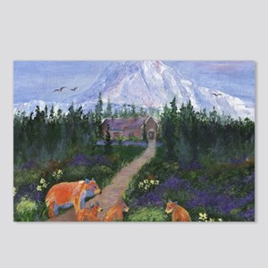 Denali Postcards (Package of 8)
