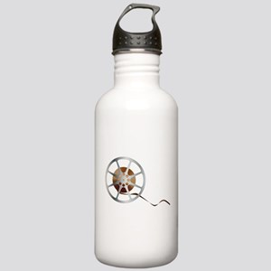 Movie Reel Stainless Water Bottle 1.0L
