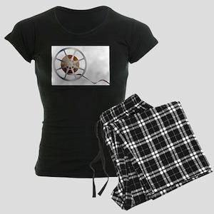 Movie Reel Women's Dark Pajamas