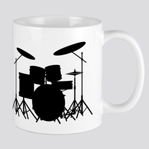 Drum Kit Mugs
