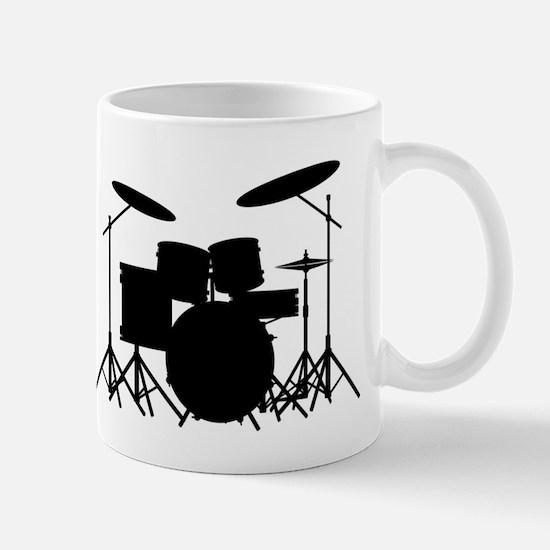 Drum Kit Mugs