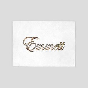 Gold Emmett 5'x7'Area Rug