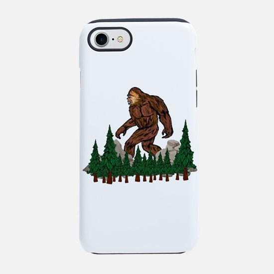 Cute Squatchin iPhone 8/7 Tough Case