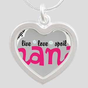 Personalize Nana, MiMi Mamaw Necklaces