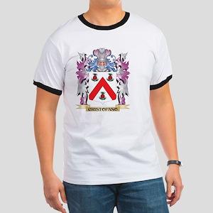 Cristofano Coat of Arms (Family Crest) T-Shirt