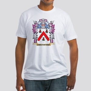 Cristofano Coat of Arms (Family Crest) T-Shirt