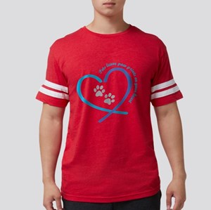 pets leave paw prints on your heart T-Shirt