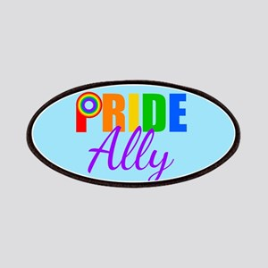 Gay Pride Ally Patch