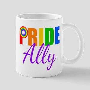 Gay Pride Ally Mug