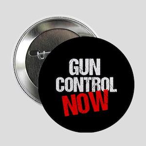 """Gun Control Now 2.25"""" Button"""