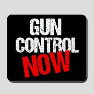 Gun Control Now Mousepad