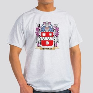 Crosley Coat of Arms (Family Crest) T-Shirt