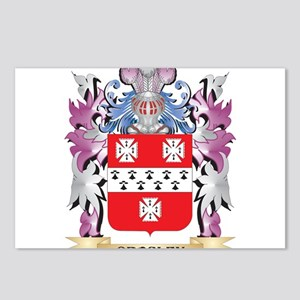 Crosley Coat of Arms (Fam Postcards (Package of 8)