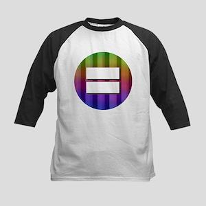Equality Rainbow Baseball Jersey