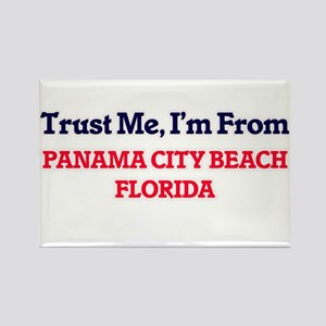 Trust Me, I'm from Panama City Beach Flori Magnets
