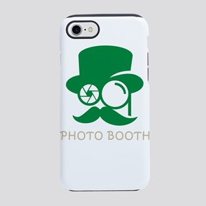photo booth iPhone 8/7 Tough Case