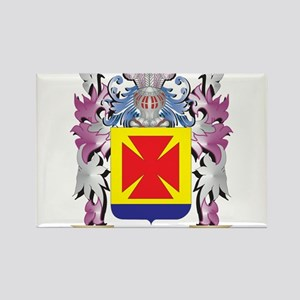 Cubo Coat of Arms (Family Crest) Magnets