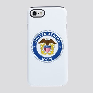 United States Navy: iPhone 8/7 Tough Case