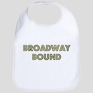 Broadway Bound Bib