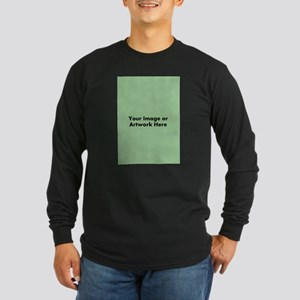 Your Image or Artwork Long Sleeve T-Shirt