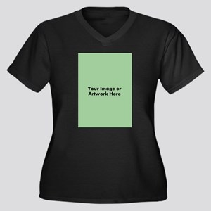 Your Image or Artwork Plus Size T-Shirt