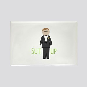 Suit Up Magnets