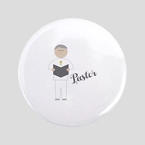 Pastor Officiant Button