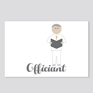 Officiant Postcards (Package of 8)