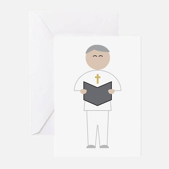 Officiant Greeting Cards