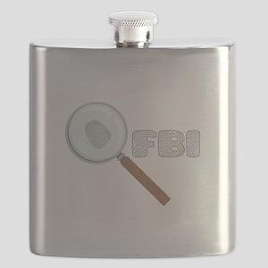FBI Flask