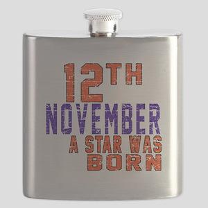 12 November A Star Was Born Flask