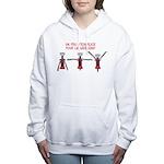 Exercice pour le weekend Women's Hooded Sweatshirt