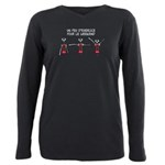 Exercice pour le weekend Plus Size Long Sleeve Tee