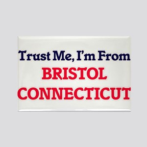 Trust Me, I'm from Bristol Connecticut Magnets