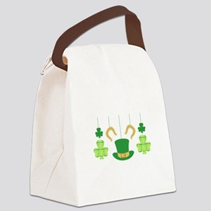 St. Patricks Mobile Canvas Lunch Bag